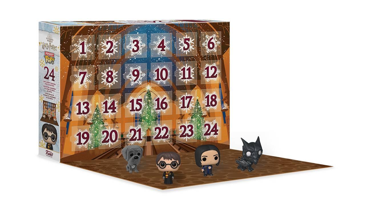 Harry Potter Calendario Funko 2021