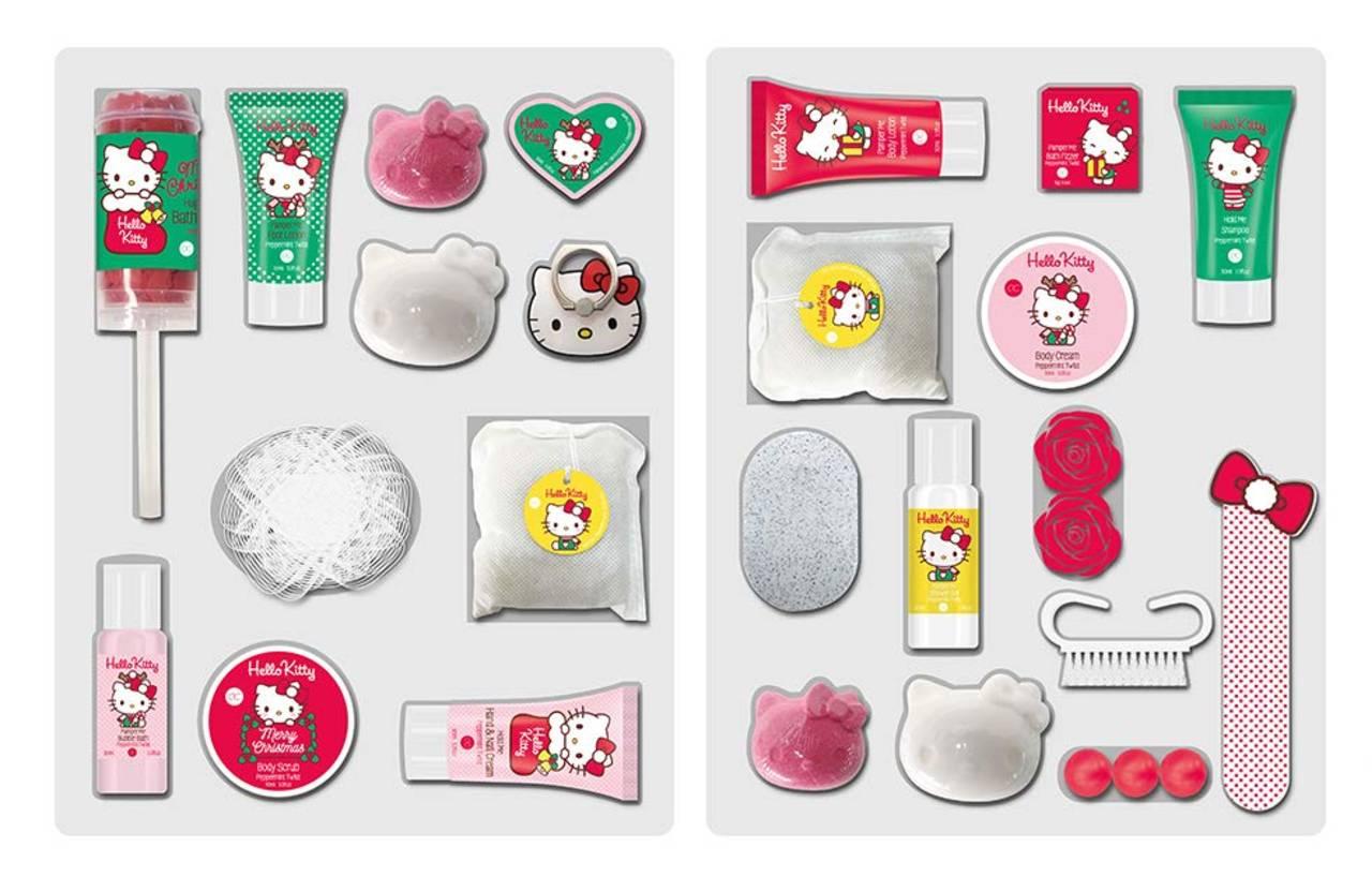 Hello Kitty calendario adviento 2020