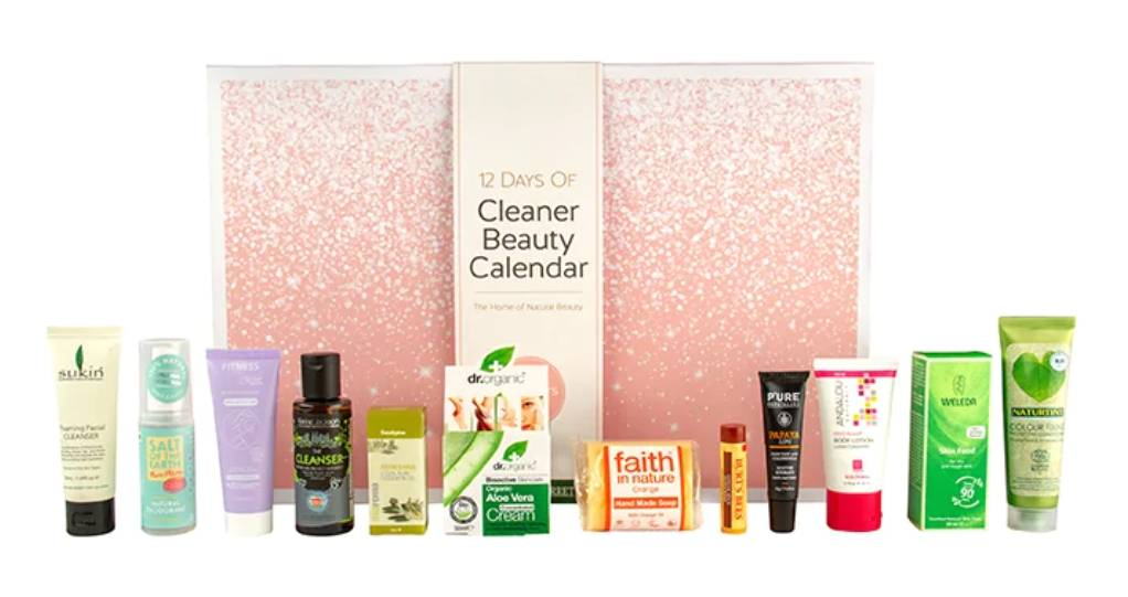 Holland & Barrett 12 Days Of Cleaner Beauty Calendar