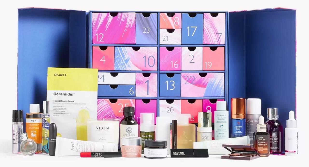 Los productos del calendario