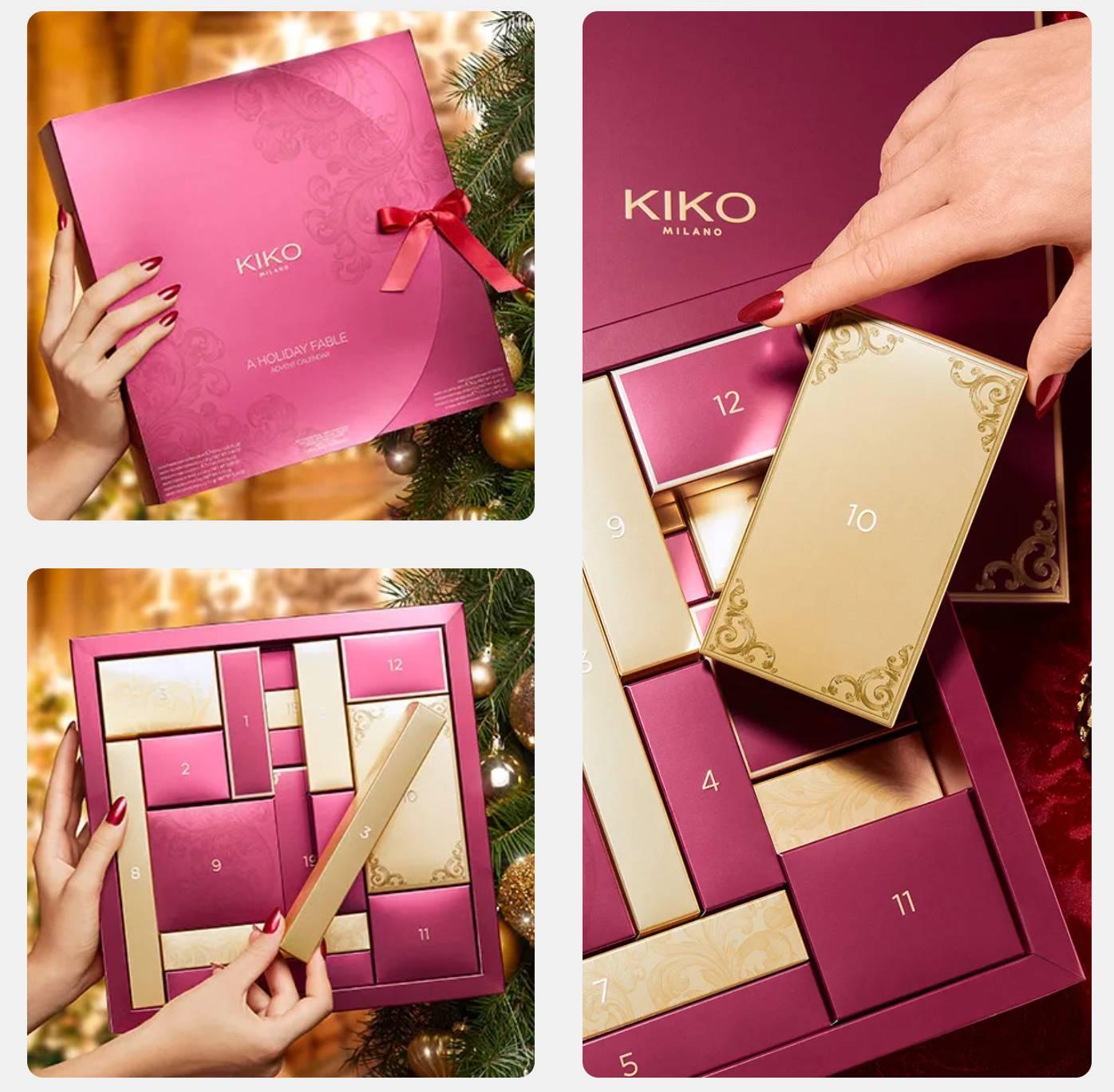 Kiko Milano 2021 Advent Calendar