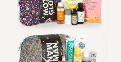 Kit de regalo Liberty London 2020 para mujer y para hombre