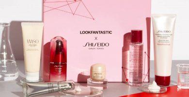 LOOKFANTASTIC X Shiseido 2020