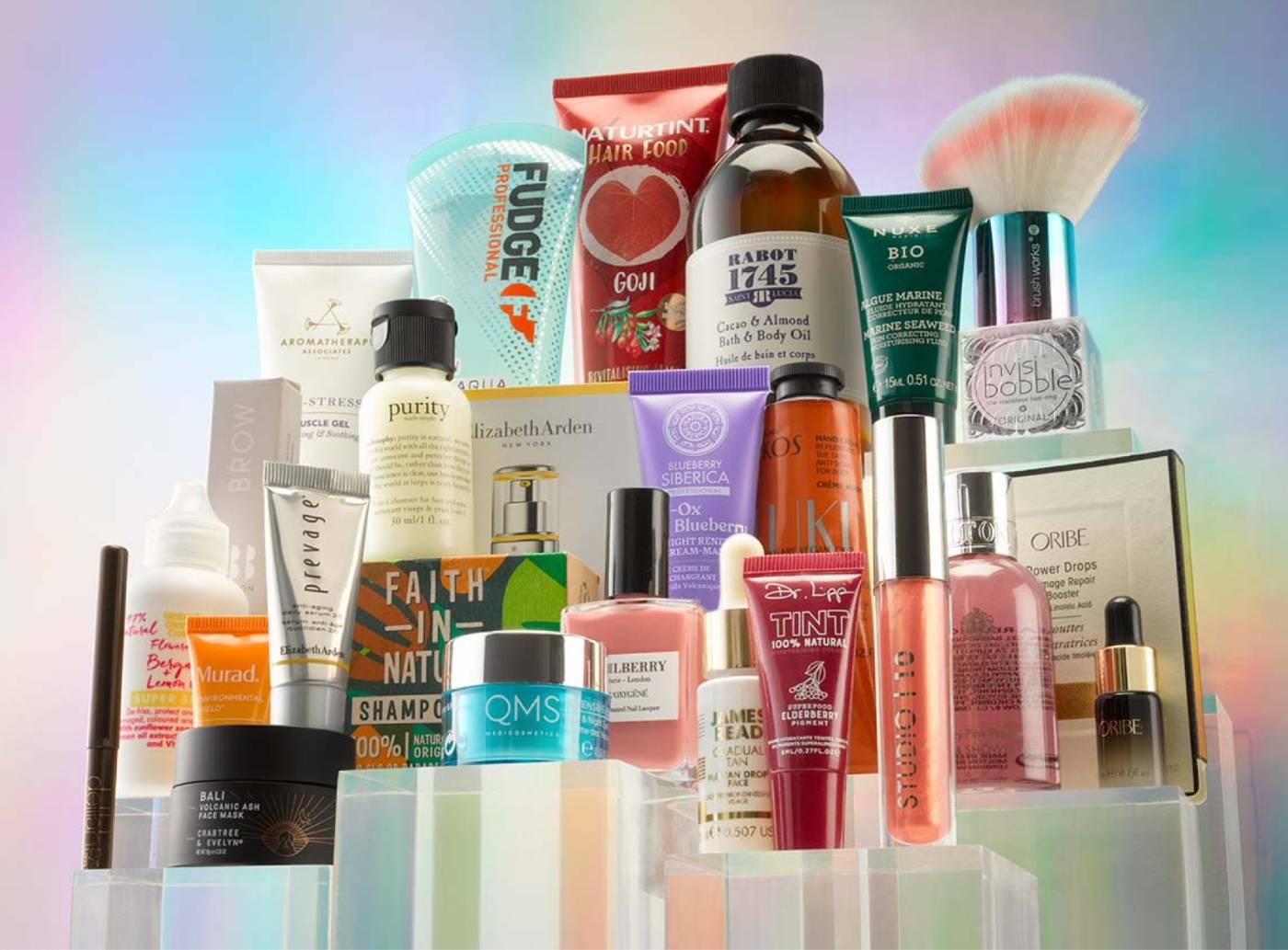 Latest in Beauty 2021 calendario productos