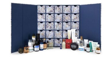 Liberty London 2020 para hombres calendario