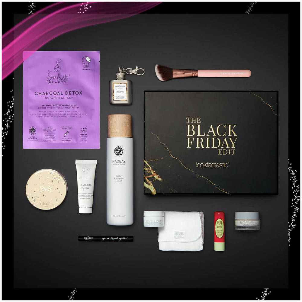 Lookfantastic Beauty Box Black Friday 2019