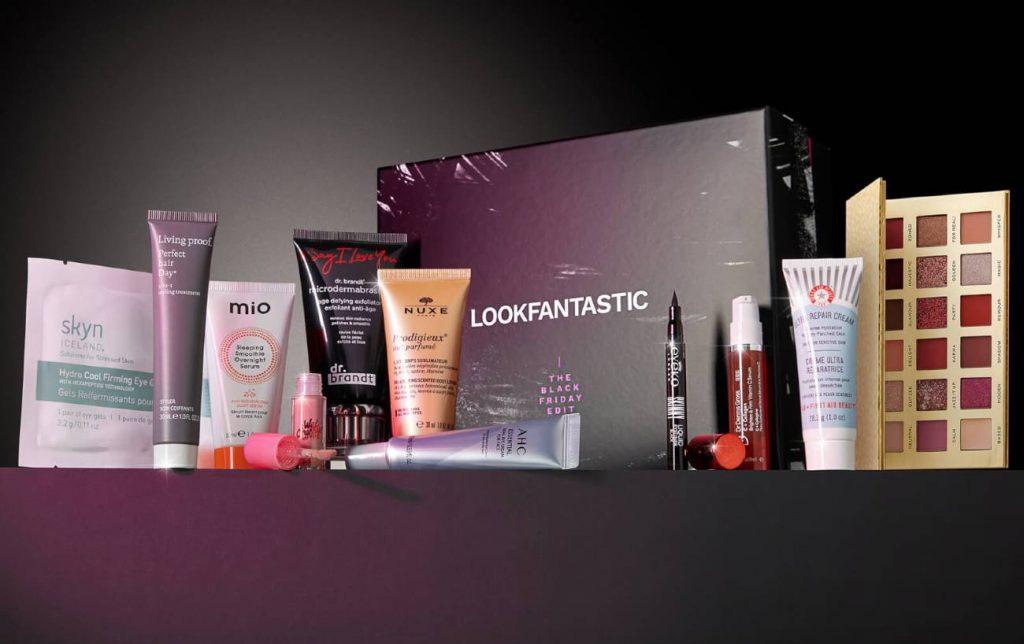 Lookfantastic Black Friday Beauty Box 2020