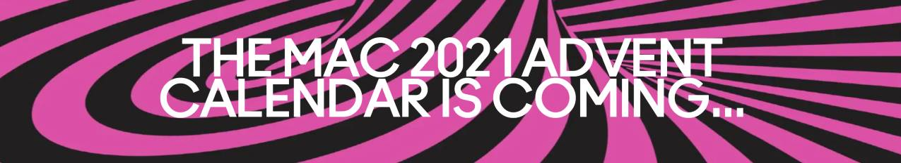 MAC Cosmetics 2021 Calendario Adviento