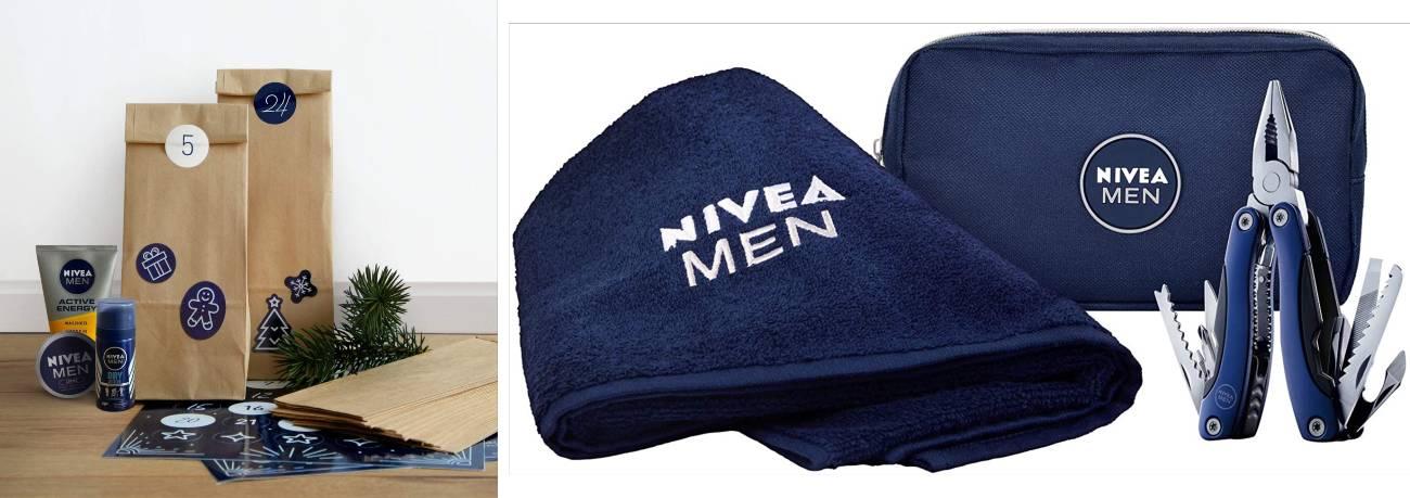 Nivea Men 2020 DIY calendario
