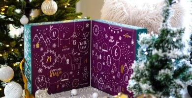 PIP box 2020 calendario adviento