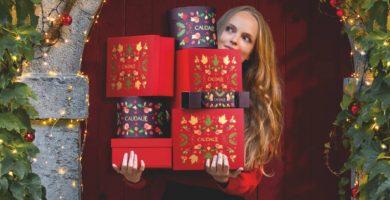 Packs de Caudalie para regalar esta Navidad