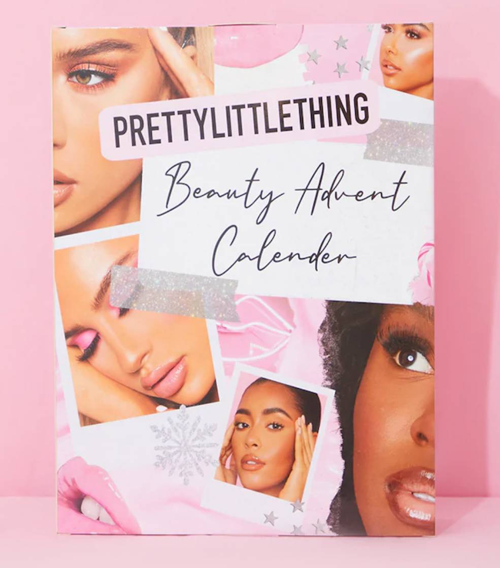Pretty Little Thing 2020 beauty advent
