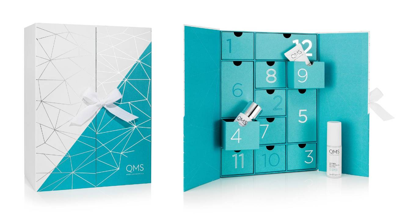 QMS Medicosmetics 2020 calendario