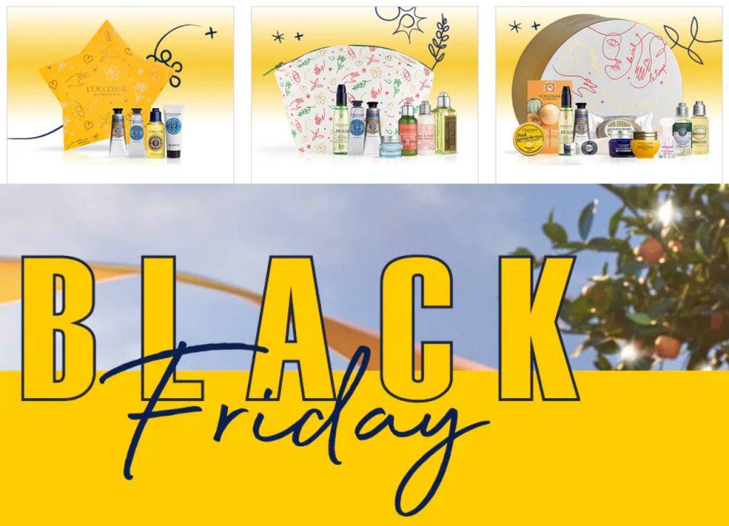 Regalos de L'Occitane por el Black Friday