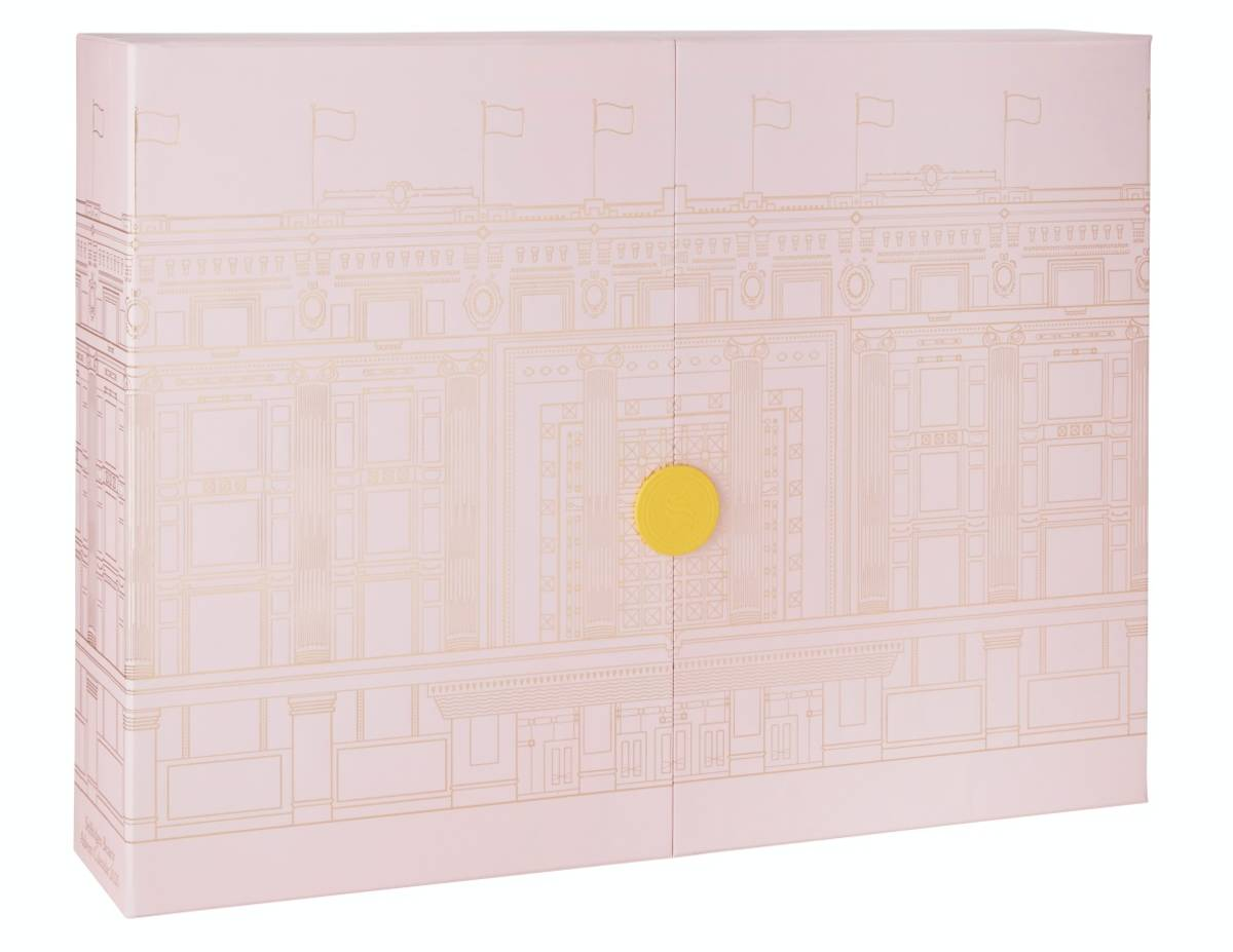Selfridges Calendario Adviento 2020