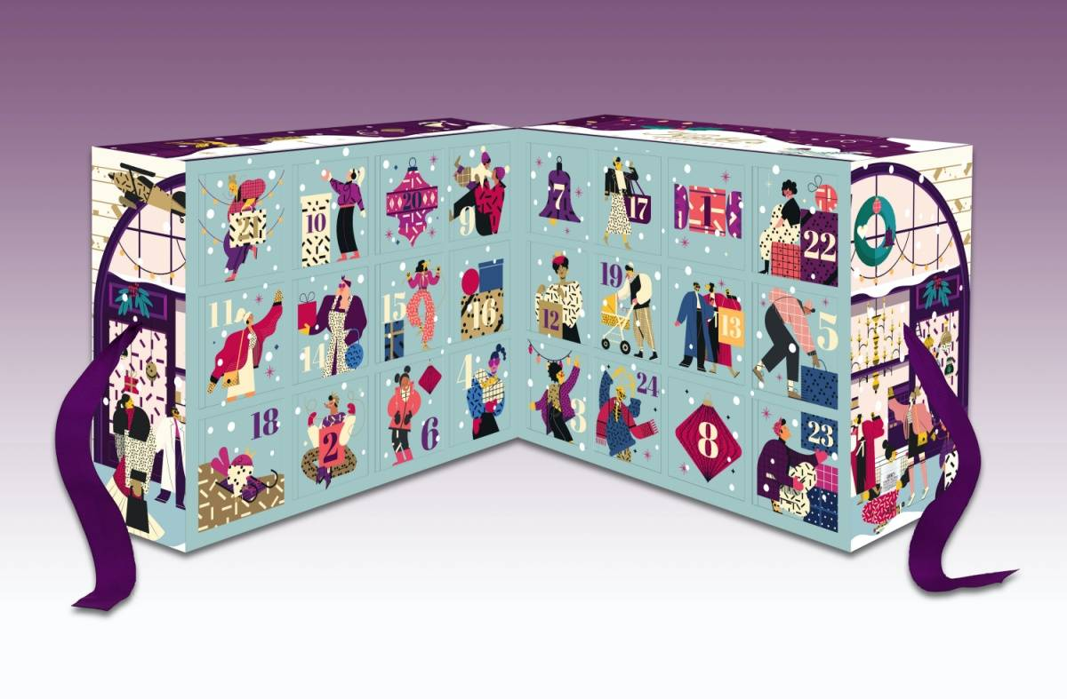 Selfridges Kiehl's Calendario 2020