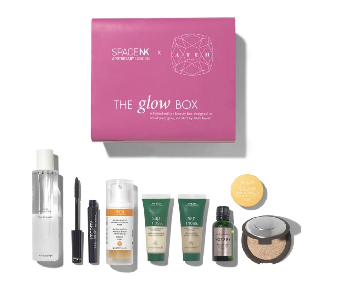 Space NK The Glow Box