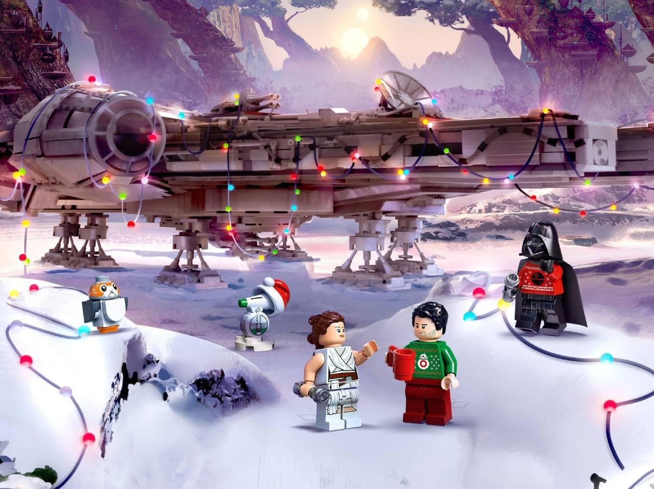 Lego de La Guerra de las Galaxias