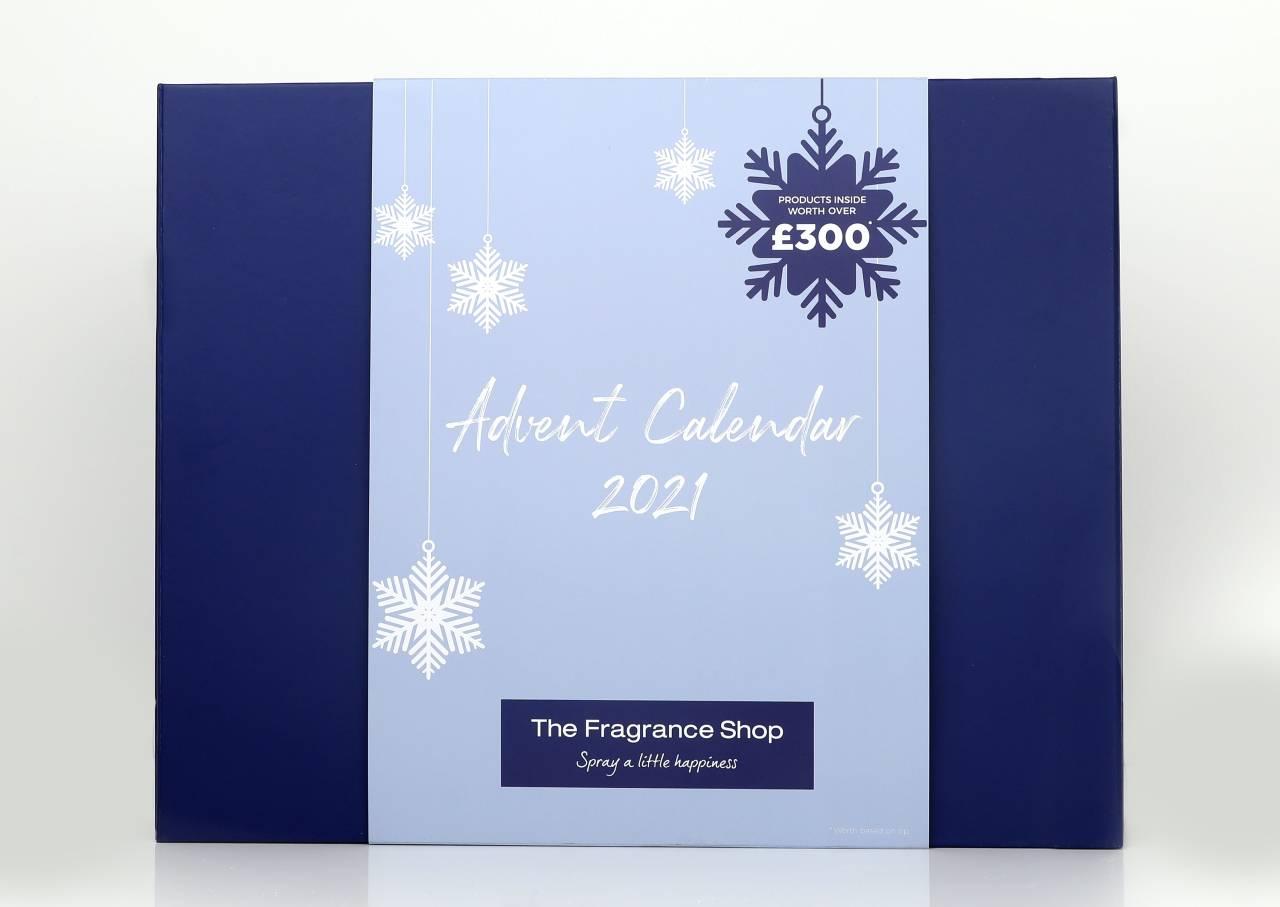 The Fragrance Shop 2021 calendario adviento
