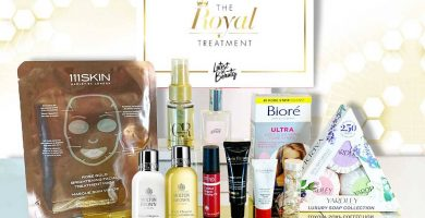 The Royal Treatment de Latest in Beauty