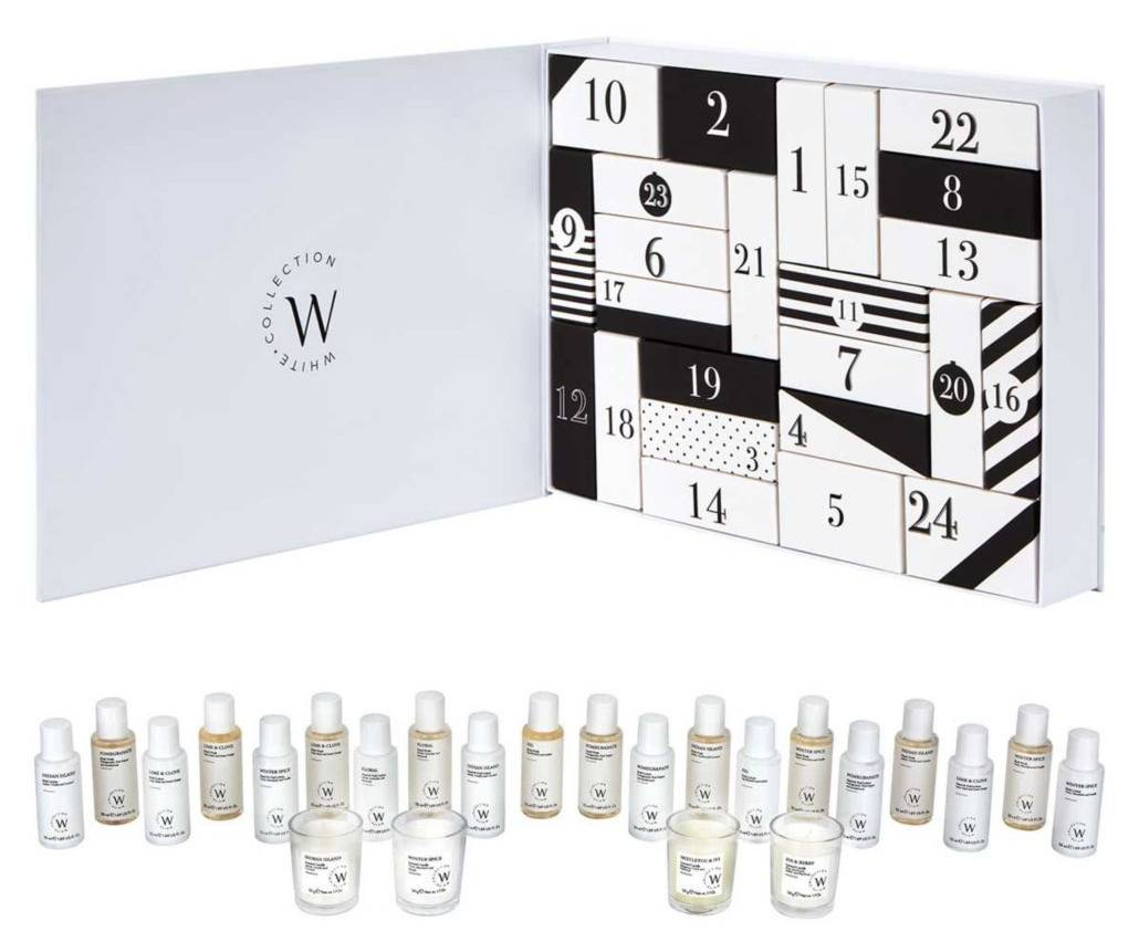 The White Collection 2021 Calendario Adviento