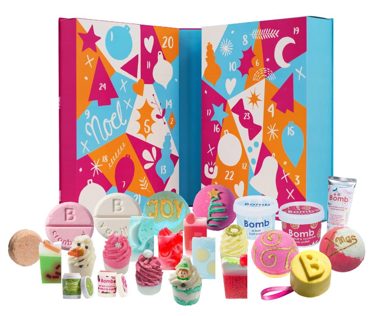 Tinsel My Fancy bomb cosmetics 2021