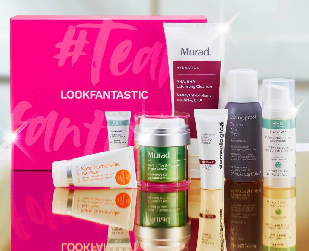 Unilever Limited Edition Box de Lookfantastic