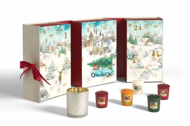 Yanke Candle 2020 calendario adviento