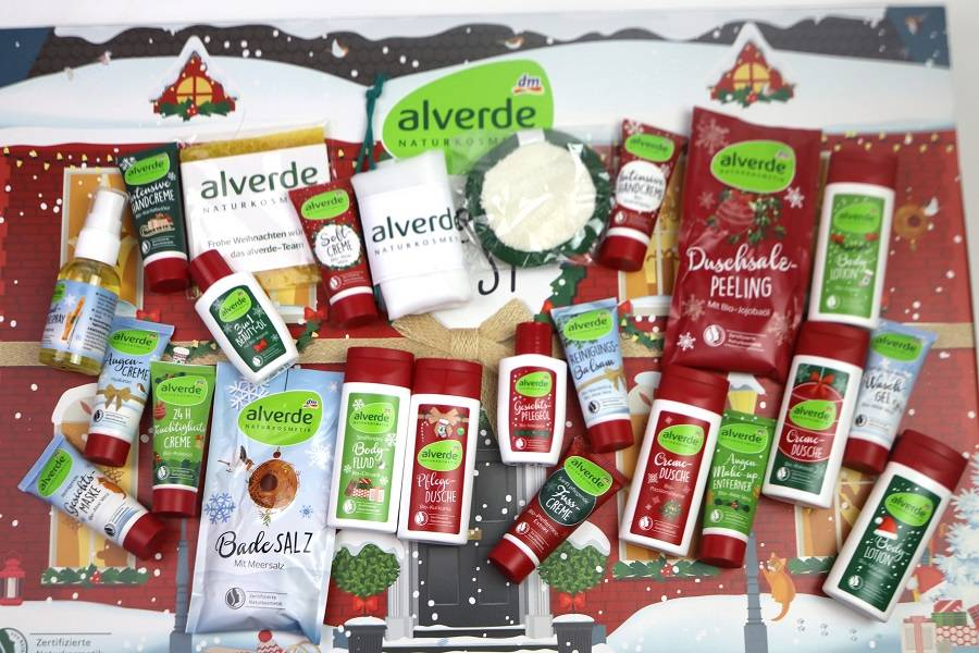 Alverde 2020 calendario adviento