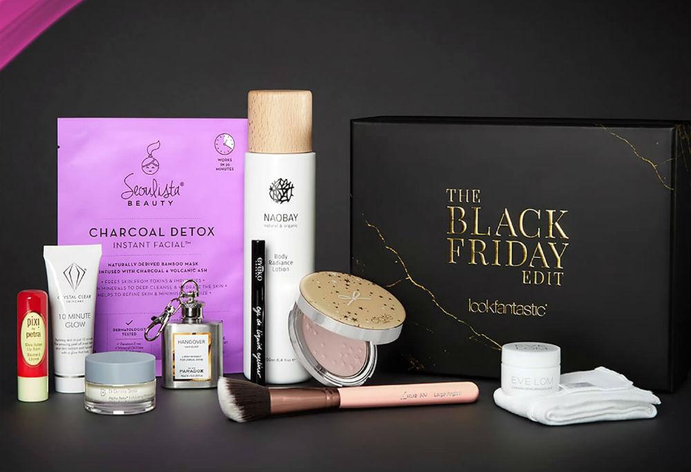 beauty box black friday lookfantastic 2019