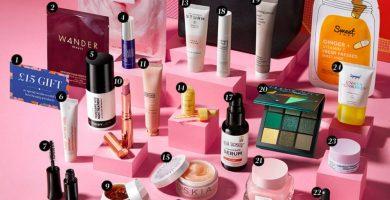 bolsa de regalo Cult Beauty 2020