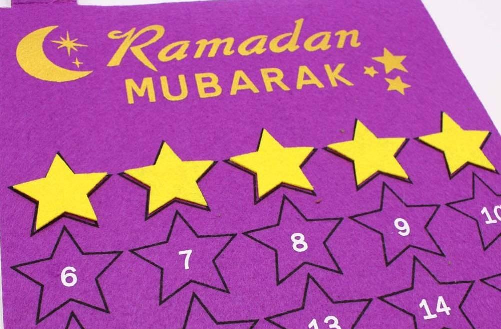 Calendarios de Adviento para el Ramadán