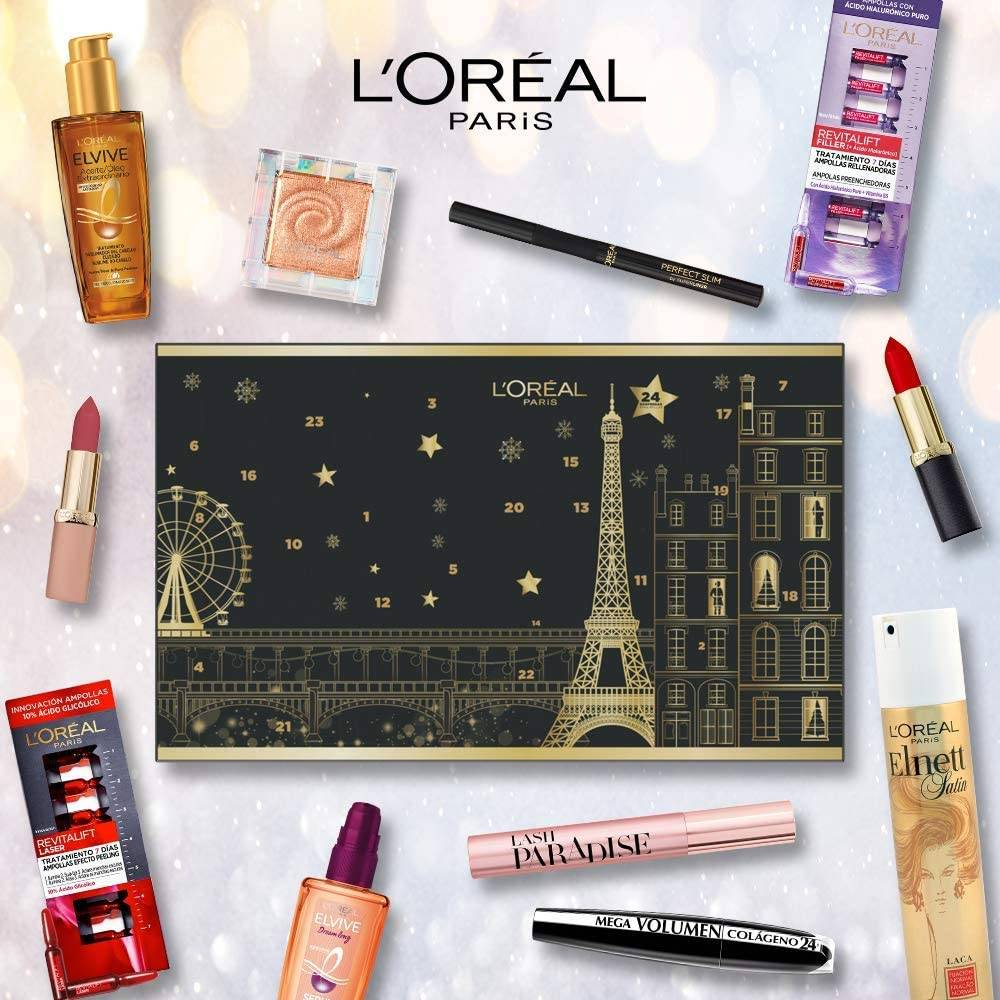 calendario 2020 L'Oreal Paris