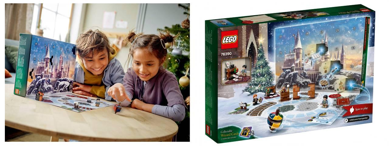 calendario 2021 Lego Harry Potter