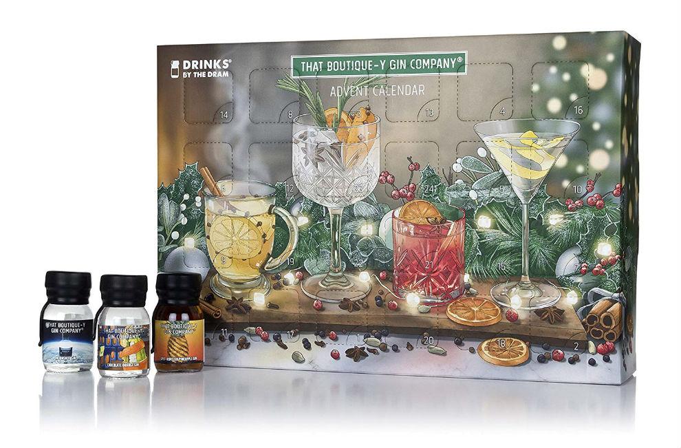 calendario 24 dias that boutique gin company