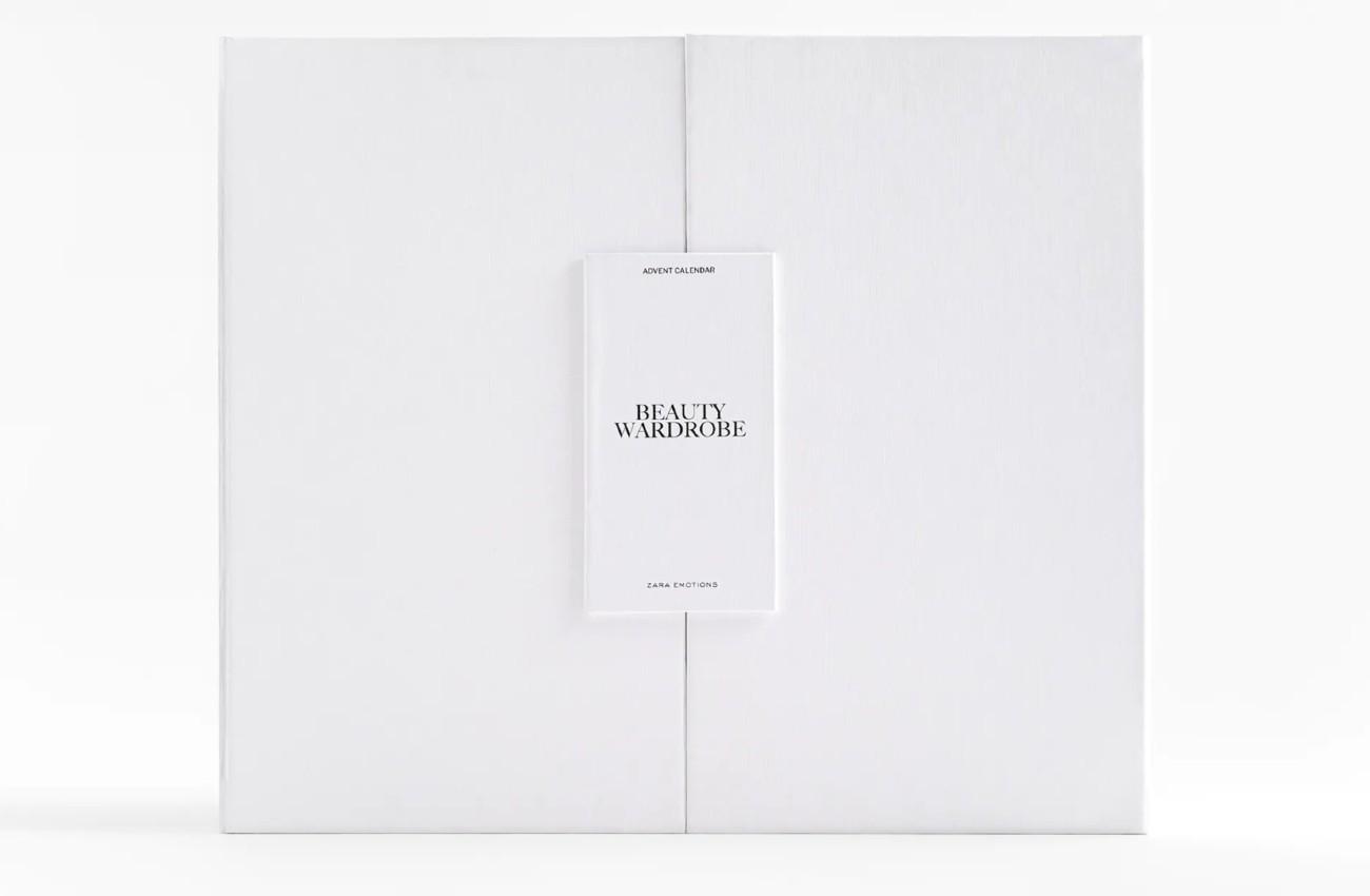 calendario Adviento de Zara