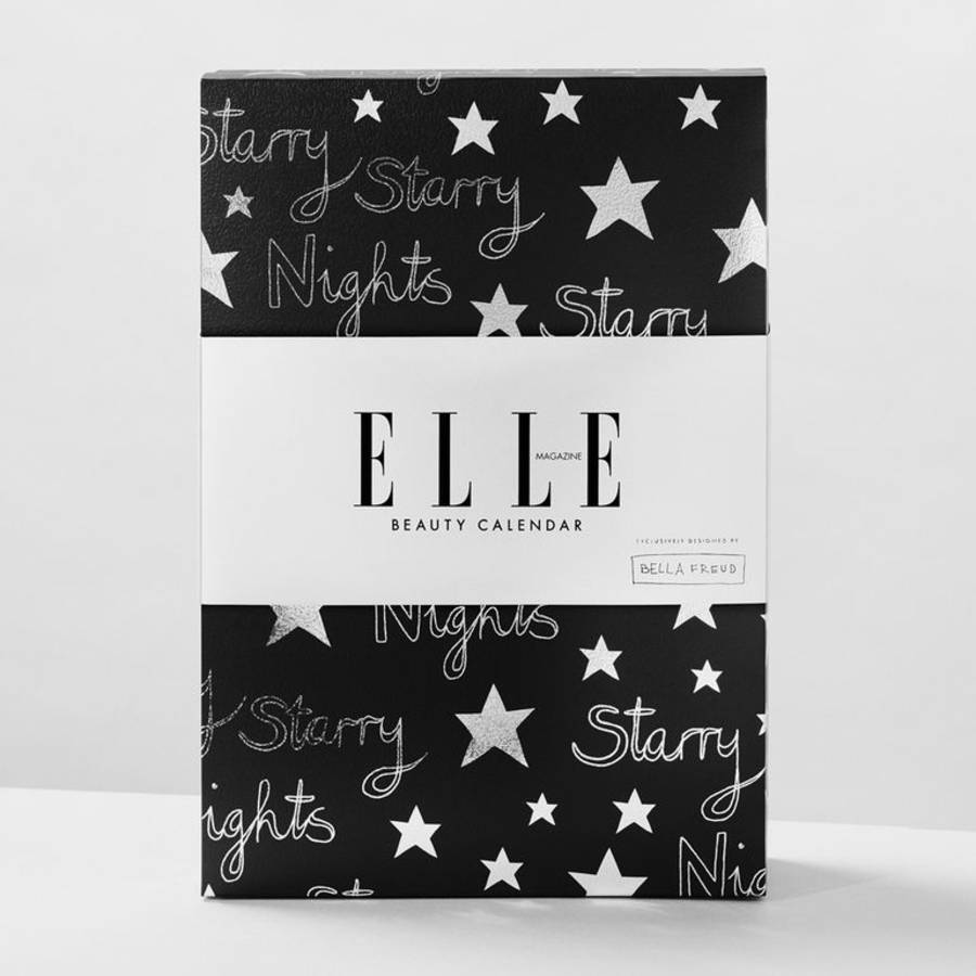 calendario Elle 2020