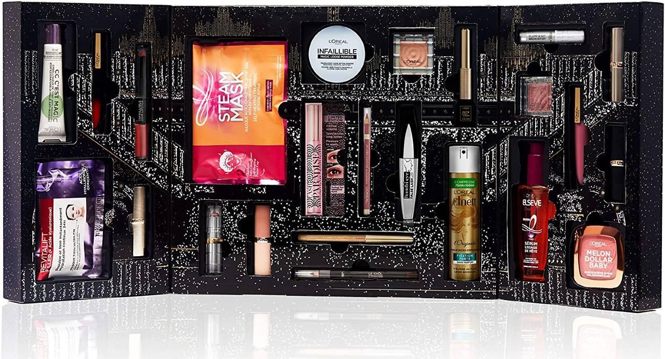 calendario L'Oréal Paris Beauty Box 2020.jpg