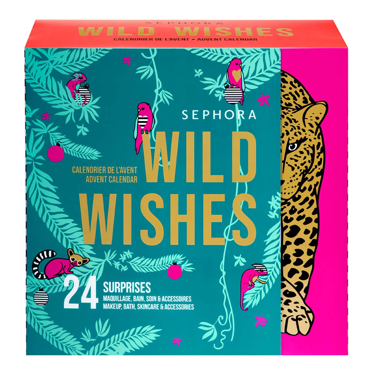 calendario Sephora wild wishes