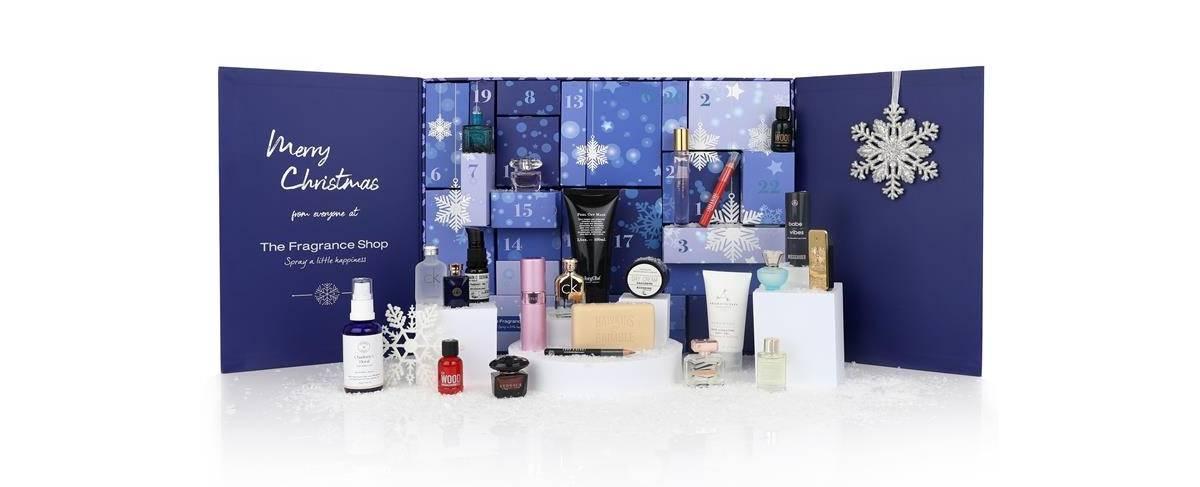 calendario The Fragrance Shop 2021