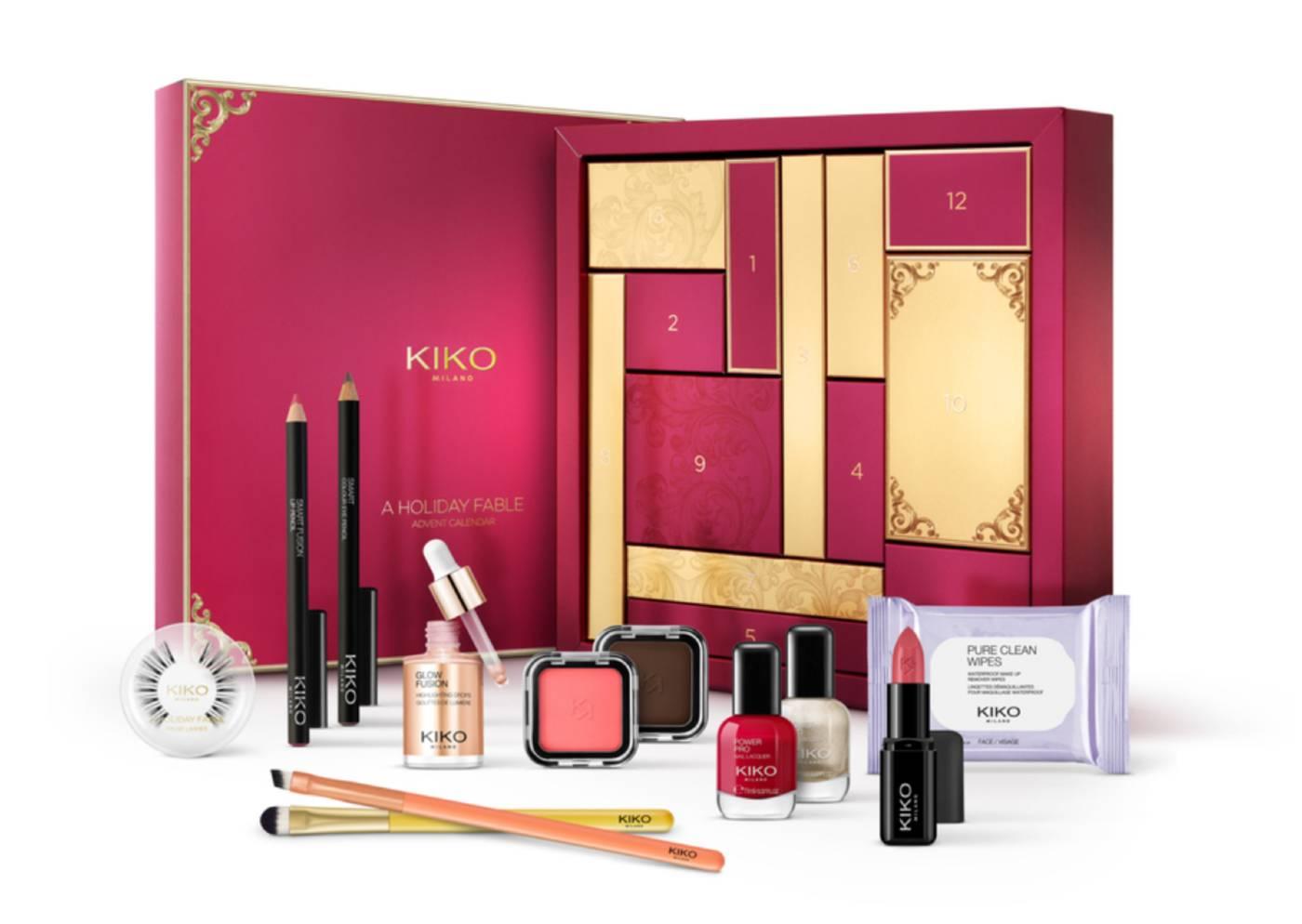 calendario adviento Kiko Milano 2021