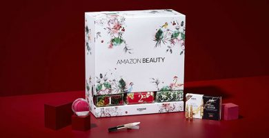 calendario adviento amazon beauty 2018