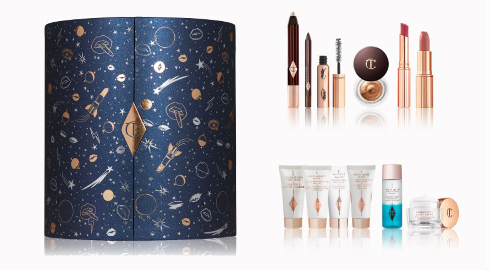 calendario adviento charlotte tilbury 2019 magic moon