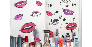 calendario adviento maybelline countdown