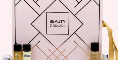 Calendario de Adviento Beauty & Seoul 2020