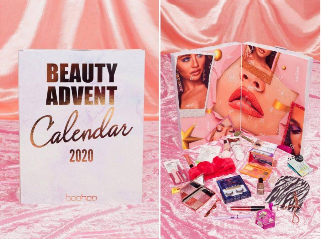 Calendario de Adviento Boohoo 2020