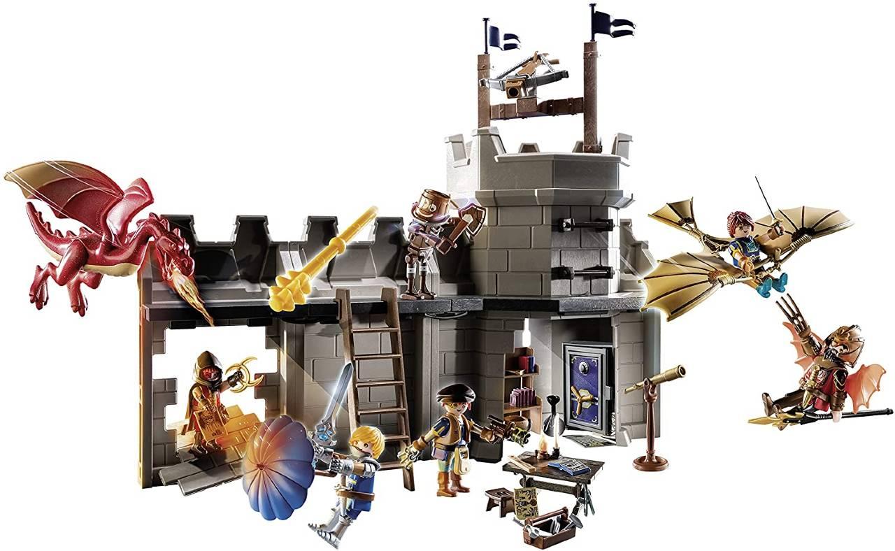 Calendario de Adviento Playmobil Novelmore Taller de Darío