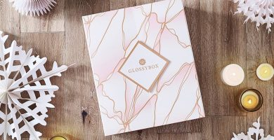 calendario de adviento Glossybox 2020
