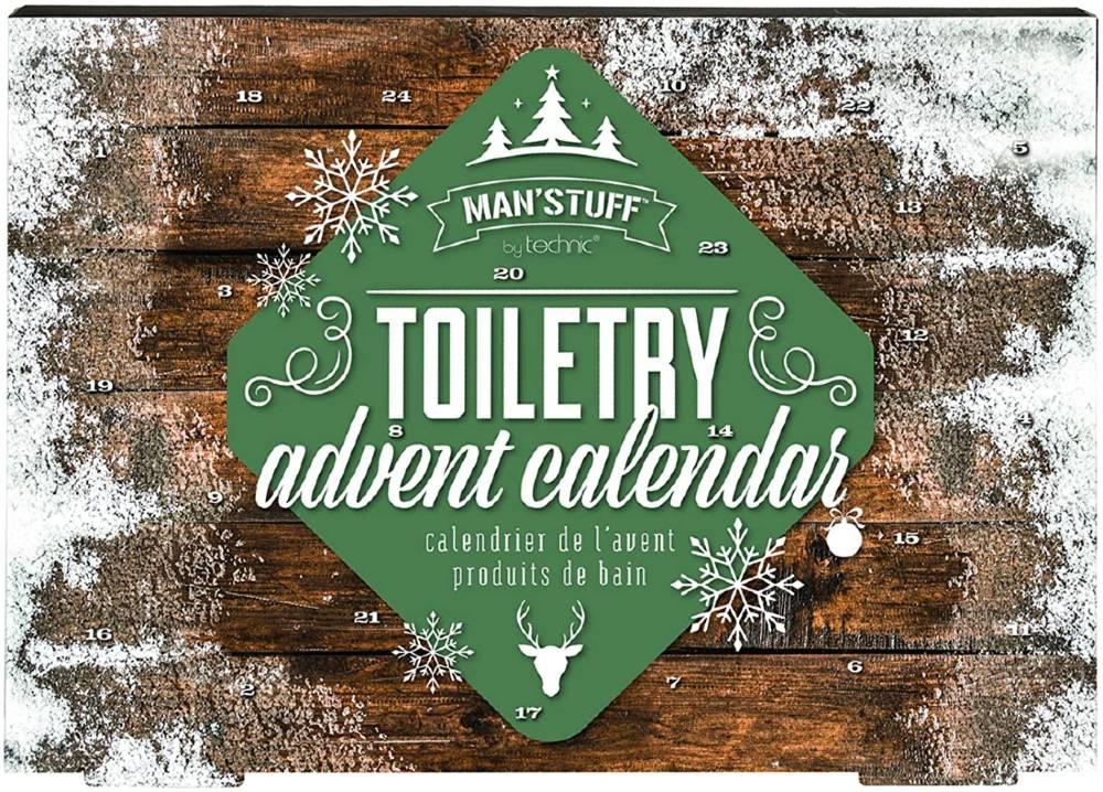 Calendario de Adviento Man'Stuff 2020