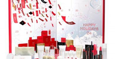 Calendario de Adviento Shiseido 2020